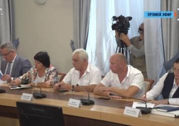 Парламент Севастополя сократили до пятерых человек