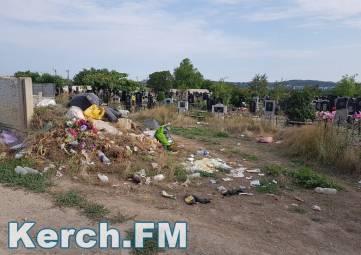 В Керчи на уборку кладбищ необходимо более 8 млн. рублей