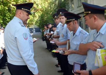 В МО МВД России «Красноперекопский» состоялся Единый день государственного и правового информирования
