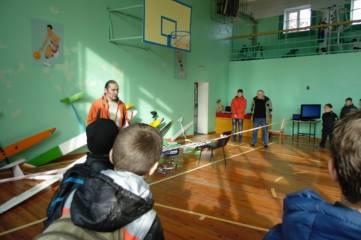 В Феодосии состоялся Праздник Свободного Полёта.