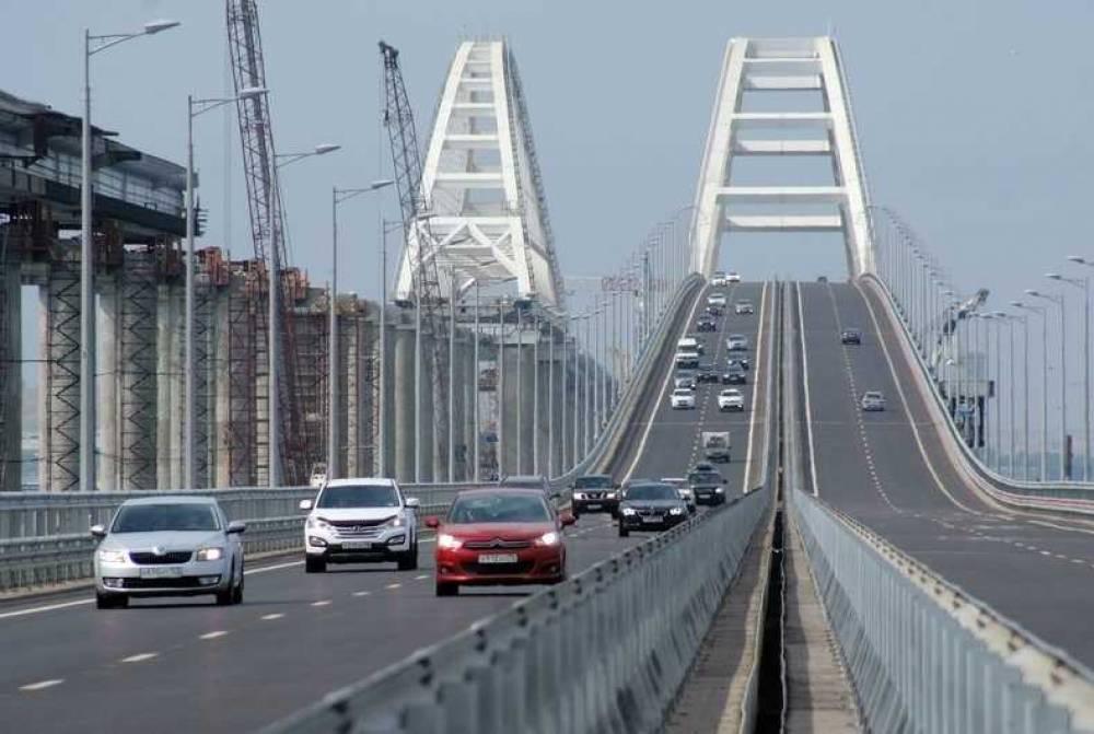 Сергей Аксёнов: Доначала движения «фур» поКрымскому мосту остались считанные дни
