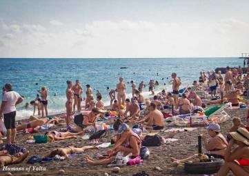 Как в Крыму считают туристов