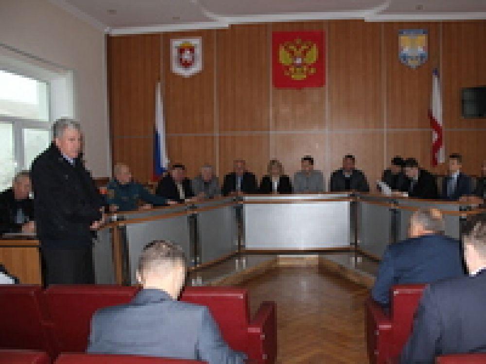 Краткая сводка новостей по городскому округу Феодосия, связанная с чрезвычайной ситуацией в Республике Крым, по состоянию на 27 ноября