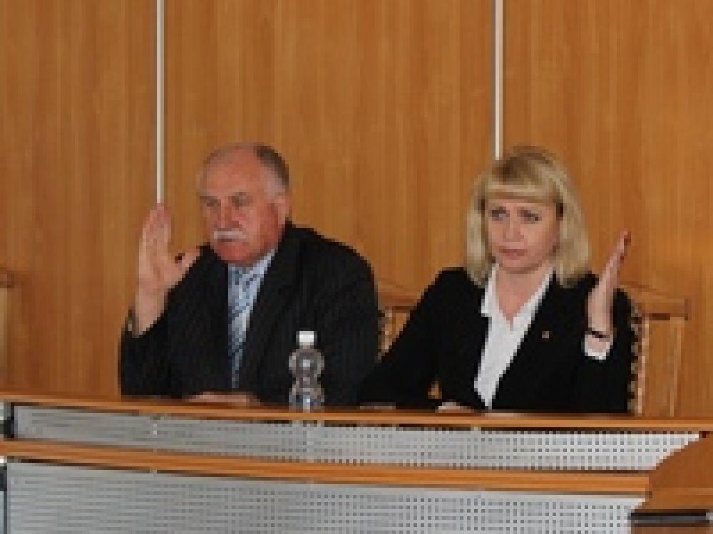 Депутаты отчитаются о работе