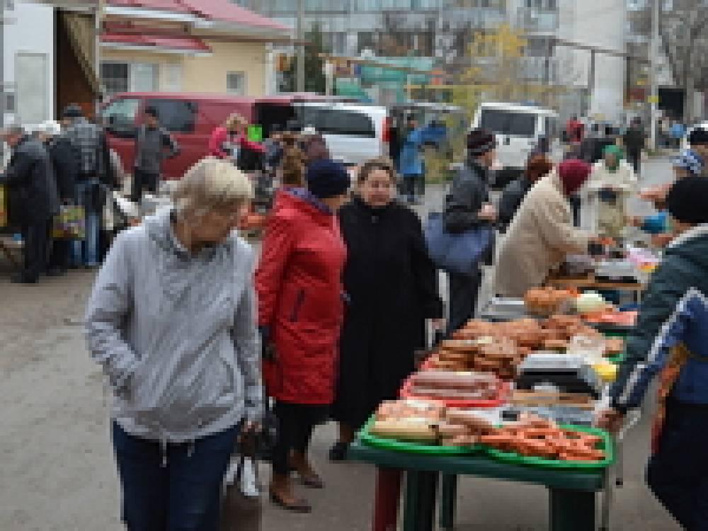 В Феодосии на очередной ярмарке приняли участие 23 сельхозтоваропроизводителя