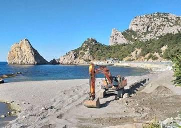 От руин к возрождению: в Симеизе началась реконструкция набережной