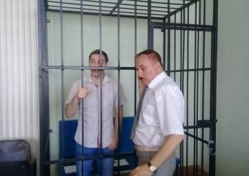 У Дмитрия Щепеткова в СИЗО начались проблемы со здоровьем
