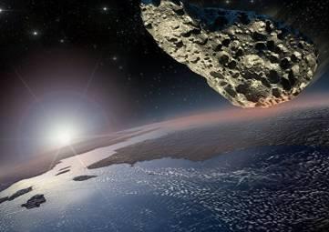 К Земле летит астероид размером с Биг Бен, заявили в НАСА