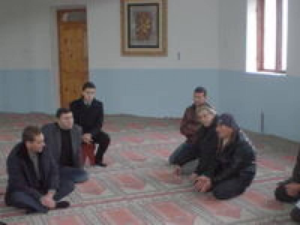 В Феодосии состоялись встречи в поселках Ближнее, Аджиголь и Щебетовка