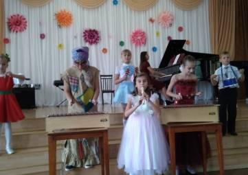 В Феодосии отметили День музыки
