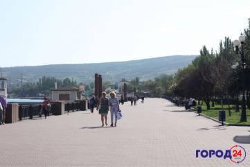 В Феодосии - «бабье лето»
