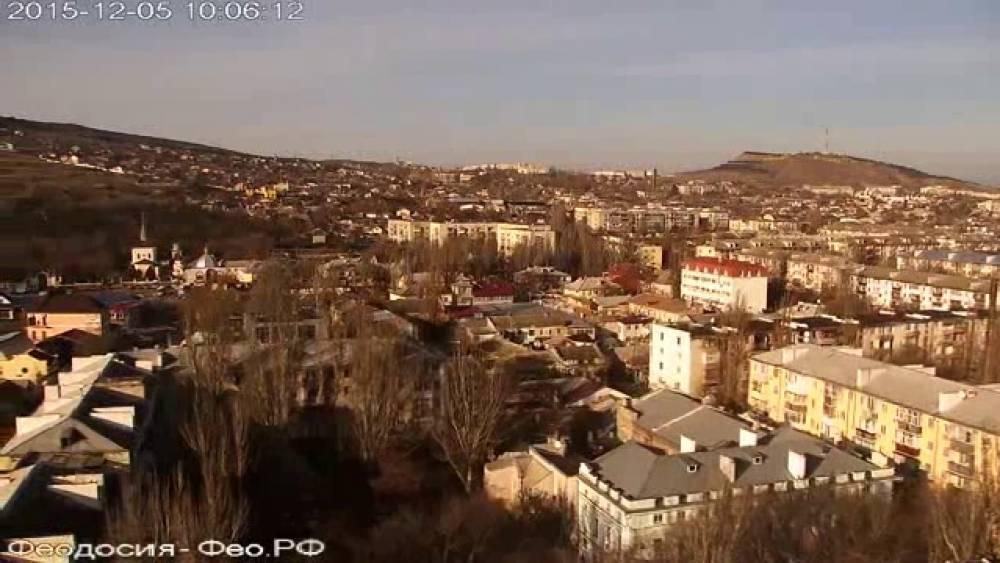 Краткая сводка новостей по городскому округу Феодосия, связанная с чрезвычайной ситуацией в Республике Крым, по состоянию на 5 декабря
