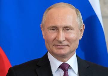 Спасибо за исполнение крымской мечты: Аксенов поздравил Путина с днем рождения