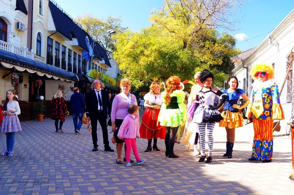 Открытие театрального сезона (много фото)