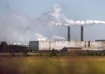 Жители Армянска снова пожаловались на новые выбросы химикатов