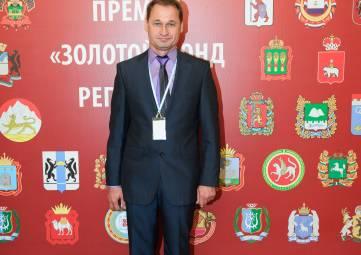 В Феодосии руководитель фирмы награжден медалью
