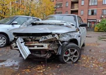 """В России назвали самые """"аварийные"""" марки автомобилей"""
