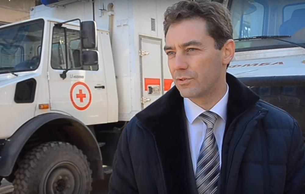 В Феодосию прибыл мобильный госпиталь