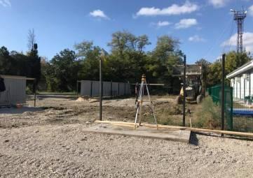 В Коктебеле строят второй корпус амбулатории