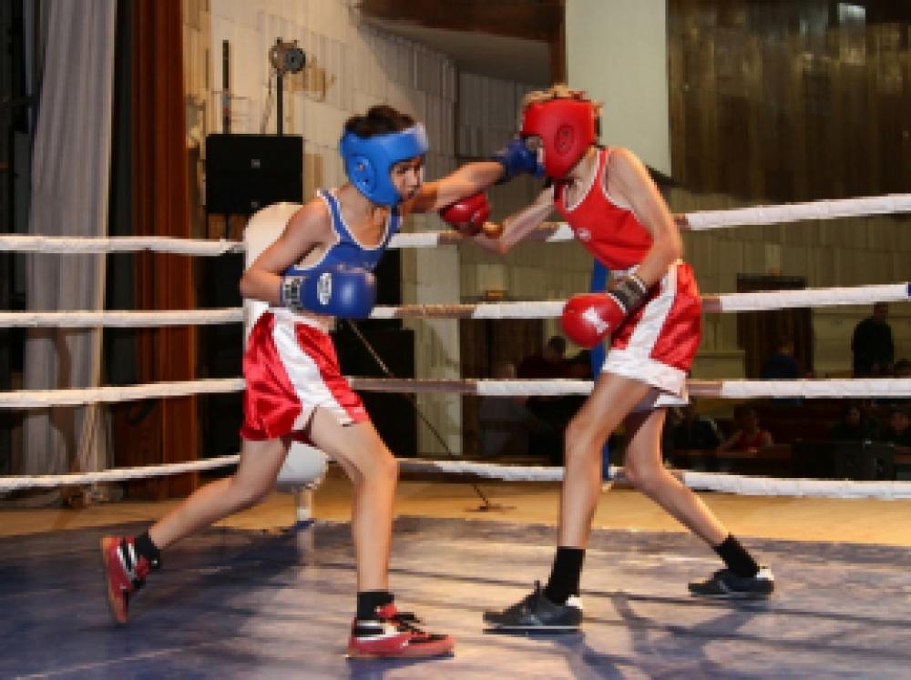 Феодосийские боксеры приняли участие в Открытом первенстве Ленинского района