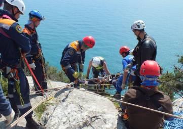 Спасатели Судакского отряда «КРЫМ-СПАС» примут участие в VIII международных соревнованиях «Crimea Rescue Fest 2018»