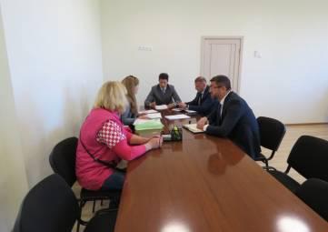Департамент капитального строительства помогает жильцам общежитий села Поворотное