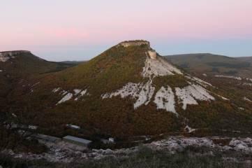 Гора-обманщица