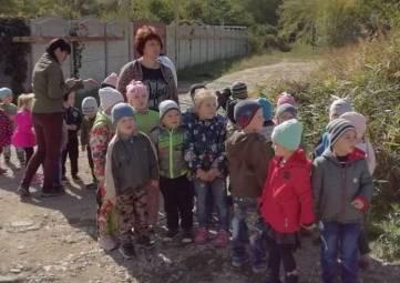 В Коктебельском детском саду провели тренировочную эвакуацию