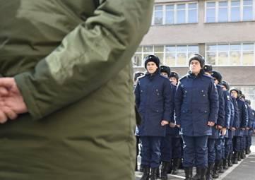 В ходе осеннего призыва Крым направит на военную службу 3 тыс новобранцев