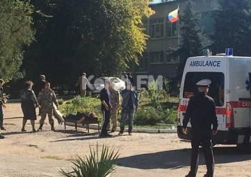 Более 20 пострадавших в ЧП в керченском колледже доставлены в городскую больницу