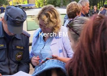 Родители и студенты рассказывают о трагедии в керченском техникуме (видео)
