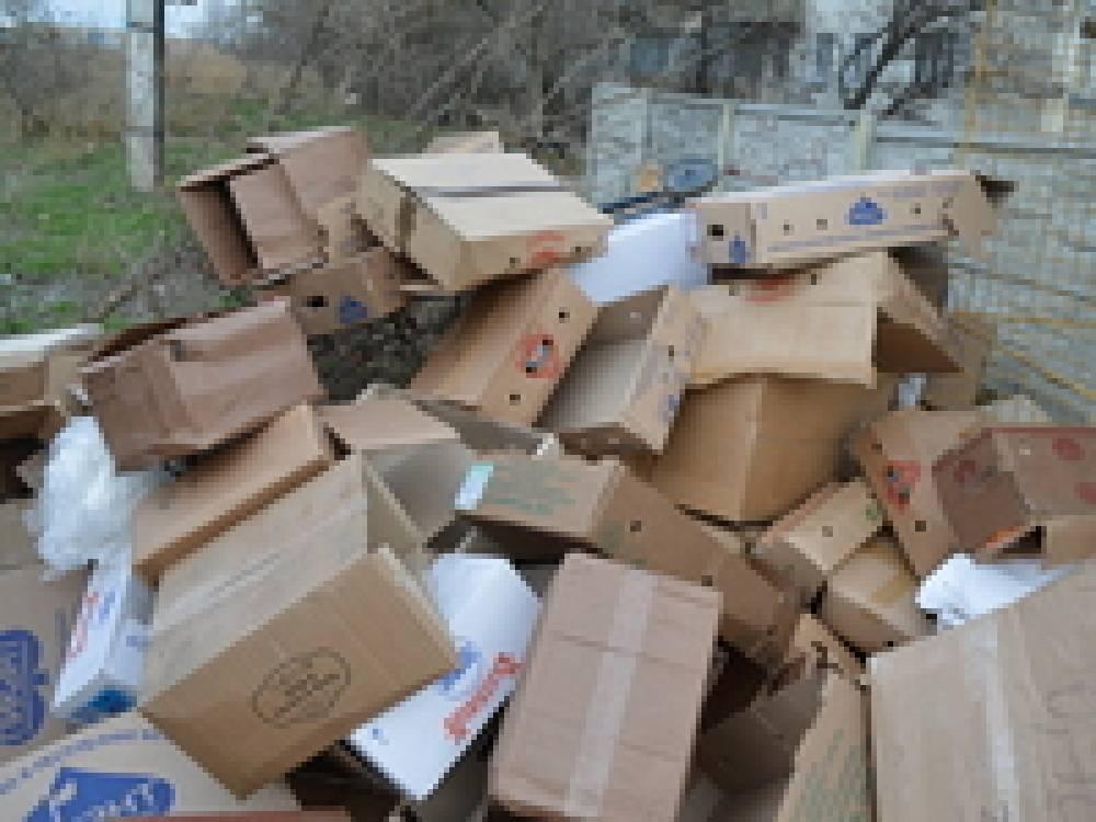 В Феодосии оштрафовали нарушителей правил благоустройства на сумму 34 тысячи рублей