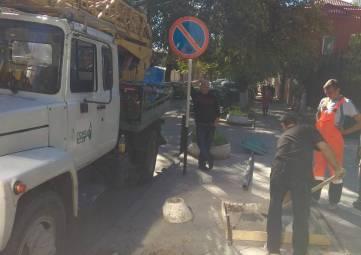 Схема движения будет изменена на нескольких улицах Симферополя