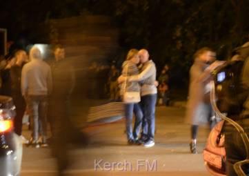 На данный момент тела всех погибших в керченском колледже увозят в морг