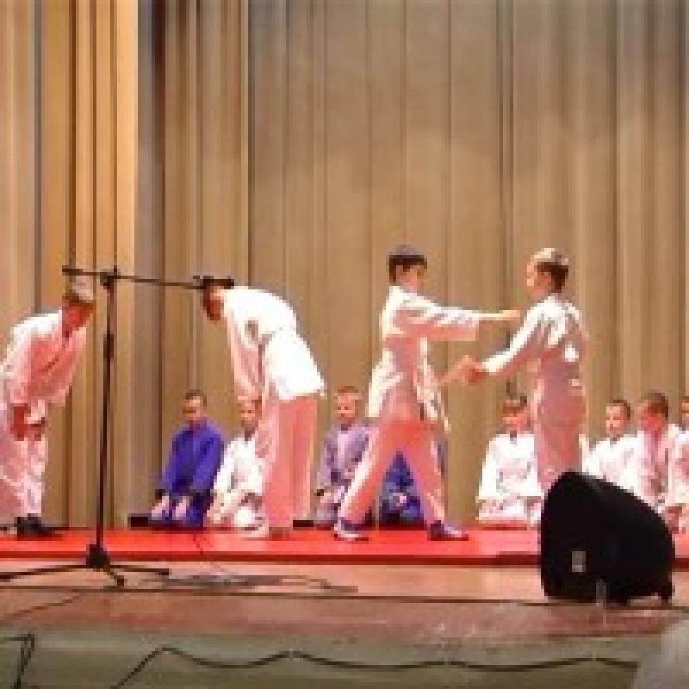 В Феодосии провели фестиваль дзюдо