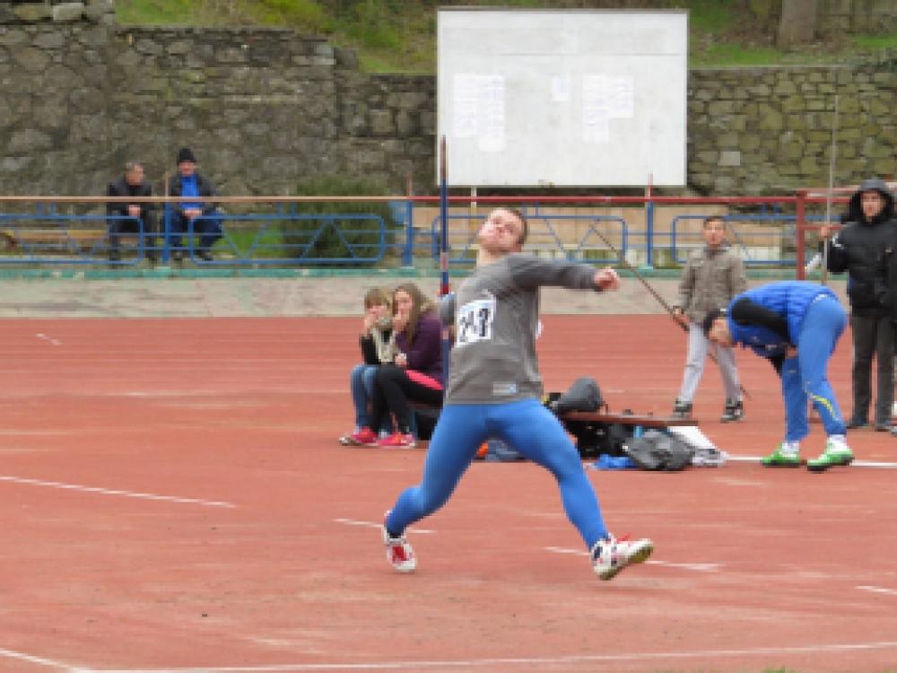 Феодосийцы приняли участие в Кубке Республики Крым по легкой атлетике