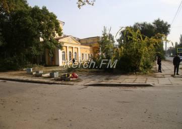 Дорогу около керченского политеха открыли