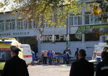Правительство Крыма уже выплатило более 20 млн руб семьям погибших и пострадавших в политехе