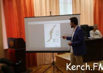 Керчане просят внести в план набережной новый фонтан