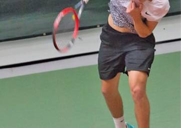 Крымский теннисист Денис Клок покорил Таллин