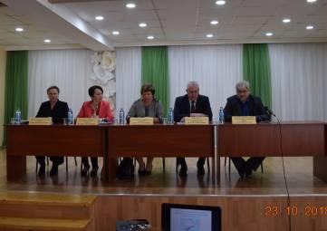 В Джанкое прошло совещание с  директорами территориальных отделений  ГКУ РК «Центр занятости населения»