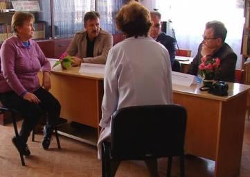 23 октября депутаты Государственного Совета Крыма провели выездной прием граждан в селе Перекоп.