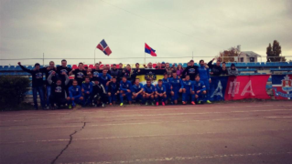 Итоги 2015 года - футбол