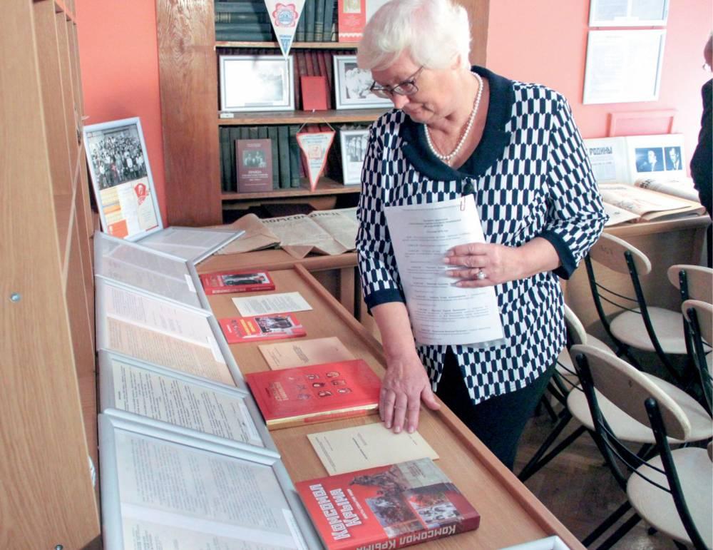 Комсомол Крыма в документах, фотографиях и мемуарах