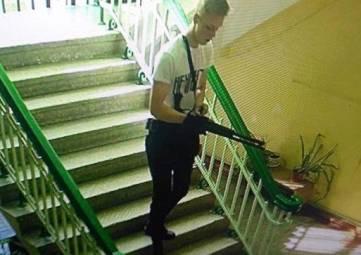 Росляков в керченском колледже действовал один – Аксенов
