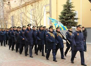 74-ая годовщина Керченско-Феодосийской десантной операции.