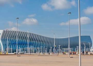 Аэропорт Симферополь перейдет на осенне-зимнее расписание полетов с 28 октября