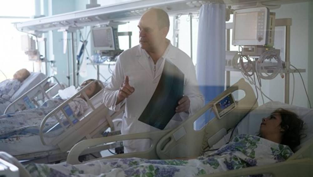 В больницах Крыма остаются 25 пострадавших