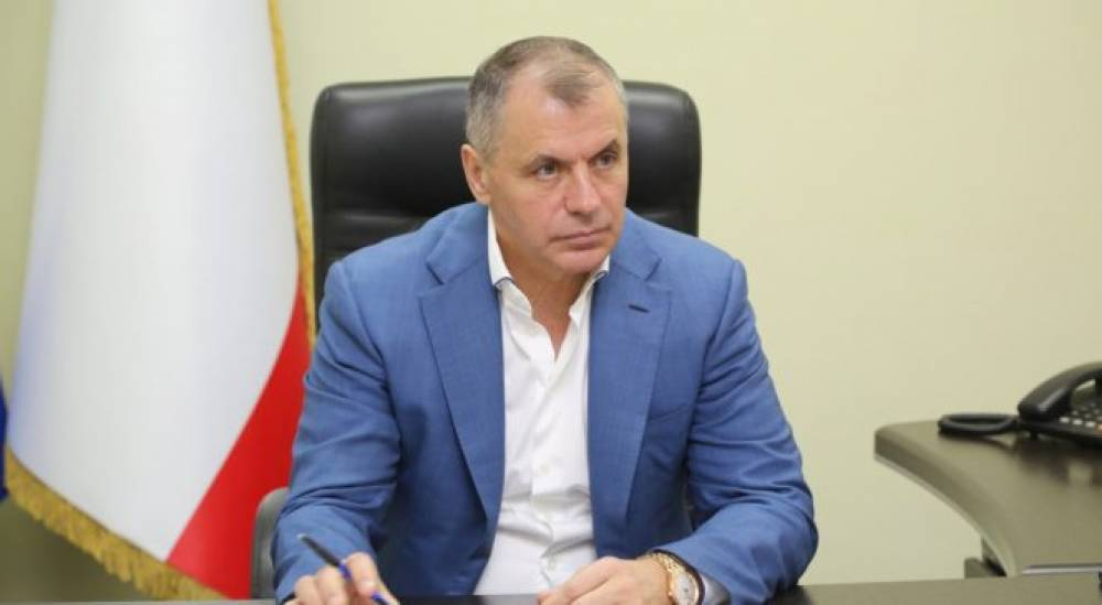 Поздравление Председателя Государственного  Совета Республики Крым Владимира Константинова