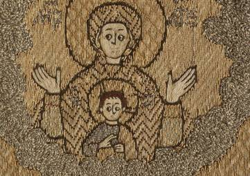 В музее древностей покажут  Строгановское лицевое шитье